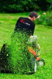 Wir mähen Ihren Rasen...